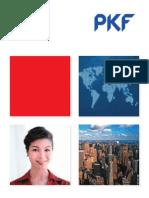 PKF Turkey Tax Guide 2011