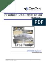 CRUISER User Manual V117