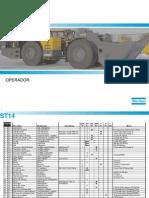 Sp ST14 Operator Mk 2