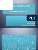 Morphological Method