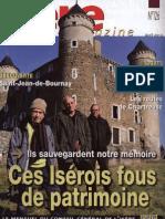 Isere Magazine Avril 20121
