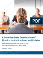 A State-by-State Examination of Nondiscrimination Laws and Policies