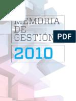 Memoria ITC