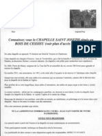 Tract Chapelle