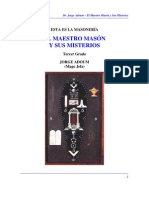 Maestro Masón y sus Misterios (Adoum, Jorge)