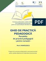 - 2 - Caiet de Practica Pedagogica