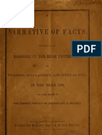Narrative of Facts relating to The Massacre of Irish Protestants at Wexford... and Vinegar Hill 1803