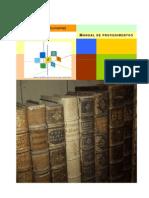 Manual de Procedimentos Colectivo