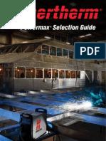 Hypertherm Powermax Selection Guide