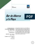 Bar de Alberca - Playa