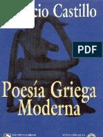 Poesía Griega