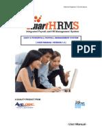 SmartHRMS Version 2.2