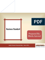 SDM Business Standard PPT