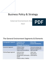 Business Policy & Strategy