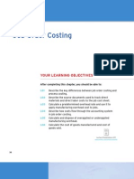 Chapter 02 Job Order Costing