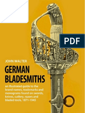 German Bladesmiths | Typography | Latin Alphabet