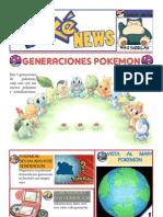 Genraciones Pokemon