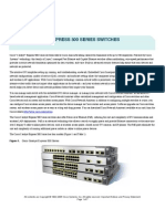 Cisco Catalyst Express 500 Series Switches