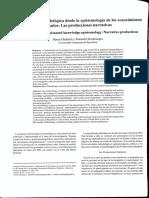 Montenegro, Marisela (2003) Una propuesta metodológica desde la epistemología de los conocimientos situados-1