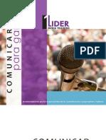 Lider Media Training Brochure - Español