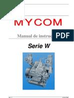 MYCOM Manual de instrucción Serie W