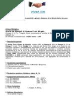 Perfil Lipidico Aceite de Ajonjoli