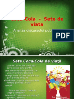 Prezentare Analiza Discursului Publicitar