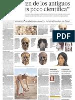 Investigación sobre Los Antiguos Limeños