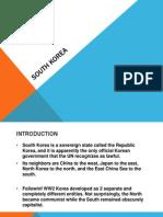 South Korea Presentation