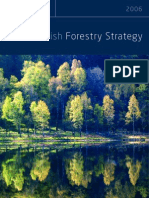 The Scotish Forestry strategy