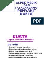 KUSTA Aspek Medis Dan Tatalaksana (dr. m. hariadi  jl.menganti 456 gresik)
