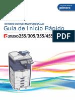 Guia455 impresora