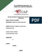 Derecho Comercial e Industrial