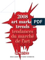 Art Market Trends 2008