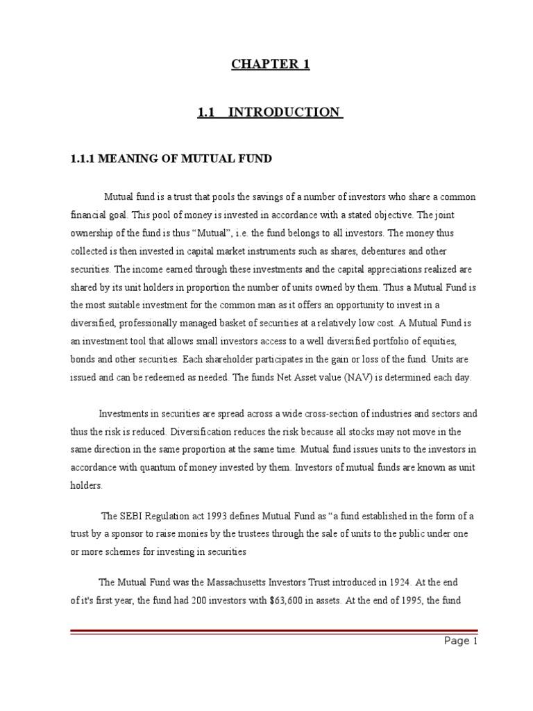Cover letter for finance internship position