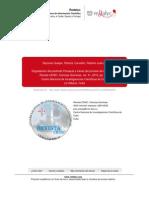 Degradación del pesticida Paraquat a través del proceso de ozonización