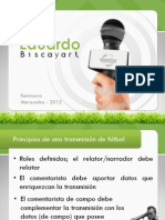 Día 2 / 28-04-2012 / Ponencia de Eduardo Biscayart