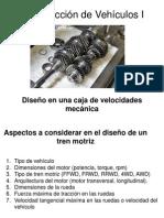 S11 Cálculos en caja de velocidades mecánica