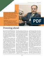 Business India- Executive Focus Aug 2011
