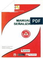 MANUAL DE SEÑALIZACIONES