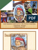 Programa Descubriendo Chihuahua a través de su Historia