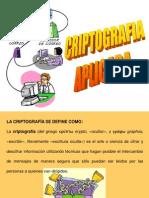 CRIPTOGRAFIA APLICADA