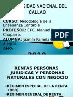 Universidad Nacional Del Callao Mec