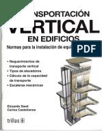 Libro_Transportacion Vertical en Edificios