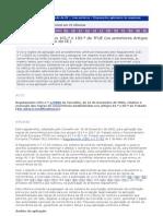 """Preview of """"Aplicação dos Artigos 101.º e 102.º do TFUE (os anteriores Artigos 81º e 82º do Tratado da CE)"""""""