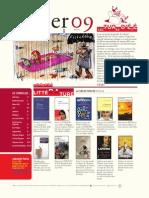 Filiber 09 - le magazine de la librairie Filigranes - Lectures d'été 2012