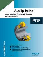 ROBA-Slip Hubs General Catalogue
