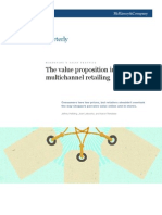McKinsey - The Value Proposition in Multichannel Retailing