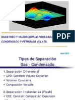 Clase 4 - Muestreo y Validación de los Ensayos PVT