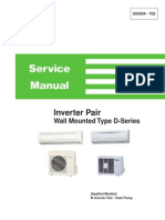 SiUS04-702 RA SEER-13 Service Manual